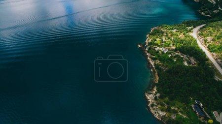 scenic view of Norway