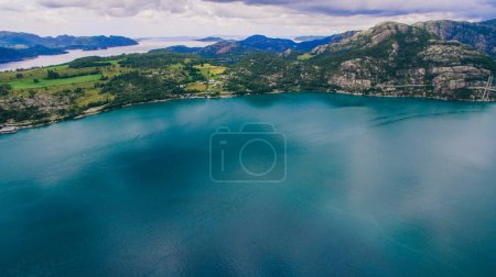 Svenic Norway landscape