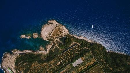 scenic view of coastline of Italy
