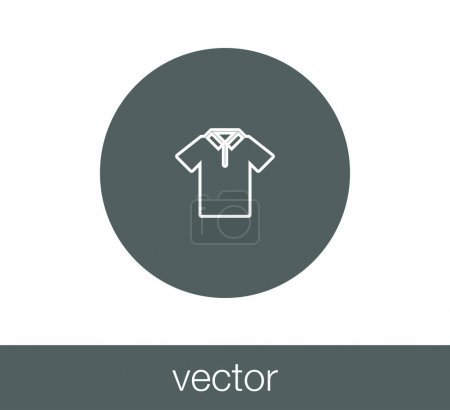T-Shirt simple icon