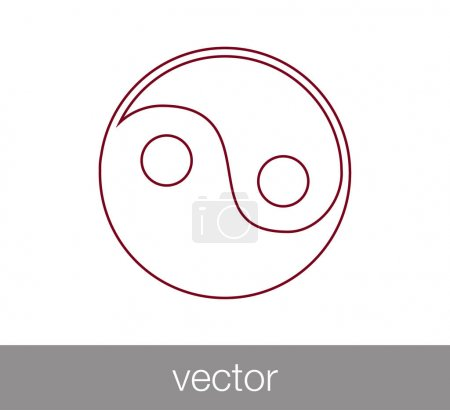 design of Syringe icon