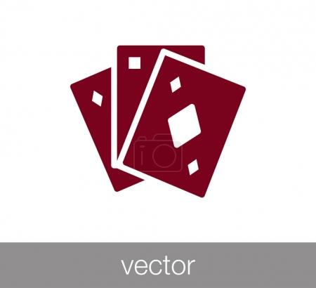 Playing Cards icon.