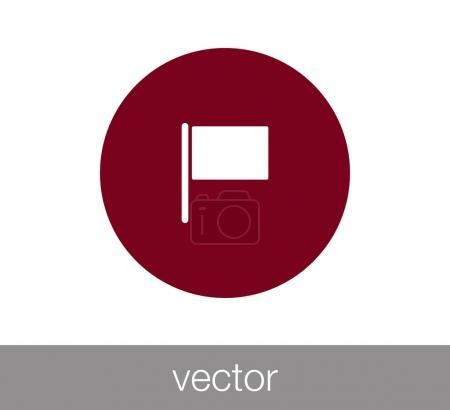 bookmark simple icon
