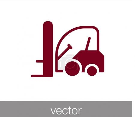 forklift web icon