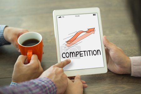 BUSINESS, COMPETITION CONCEPT