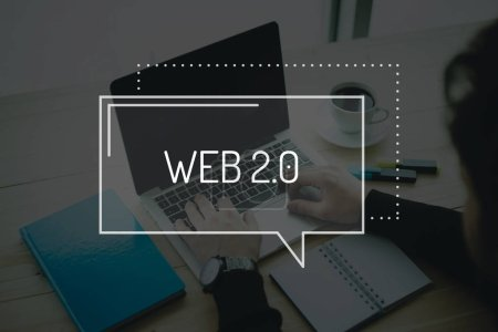 TECHNOLOGY  WEB 2.0 CONCEPT