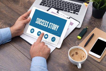 SUCCESS STORY SCREEN