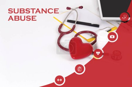 HEALTH CONCEPT: SUBSTANCE ABUSE