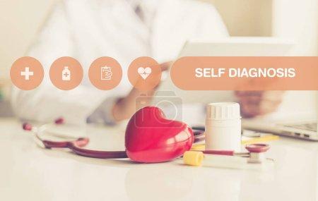 CONCEPT: SELF DIAGNOSIS