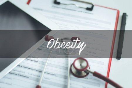 HEALTH CONCEPT: OBESITY