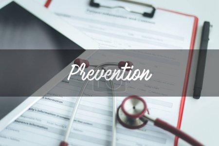 HEALTH CONCEPT: PREVENTION