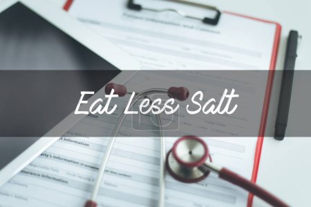 CONCEPT: EAT LESS SALT