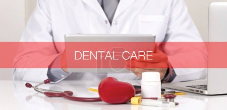 HEALTH CONCEPT: DENTAL CARE