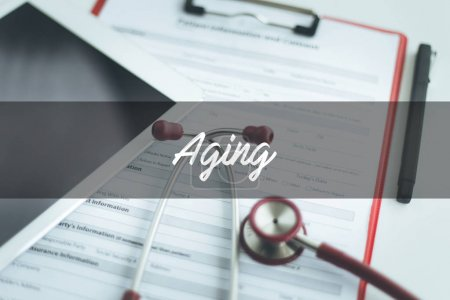 HEALTH CONCEPT: AGING
