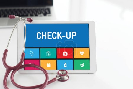HEALTH CONCEPT: CHECK-UP