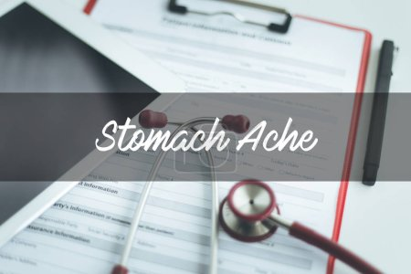 CONCEPT: STOMACH ACHE