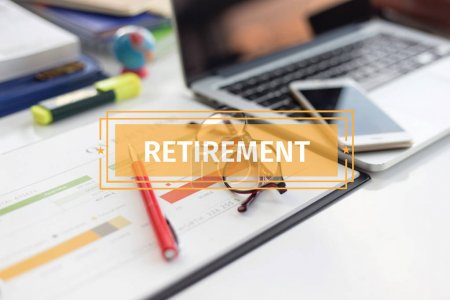 BUSINESS CONCEPT: RETIREMENT