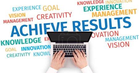 Achieve Results Concept