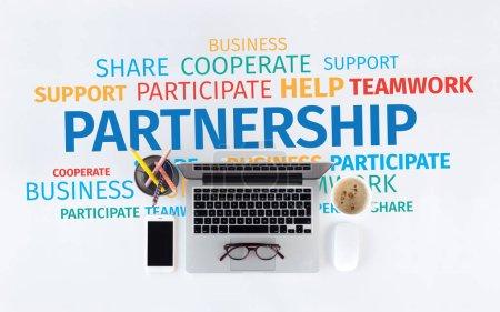 Concept: Partnership Word Cloud