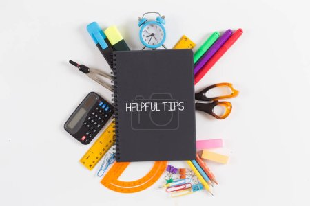 Notebook and education supplies