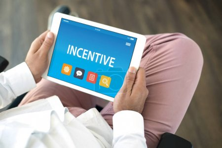 INCENTIVE CONCEPT ON TABLET