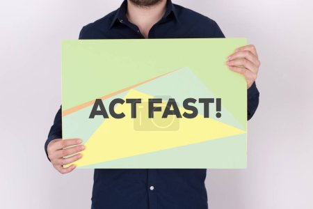 ACT FAST! CONCEPT