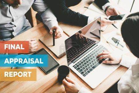 FINAL APPRAISAL REPORT CONCEPT