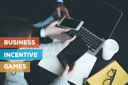BUSINESS INCENTIVE GAMES CONCEPT