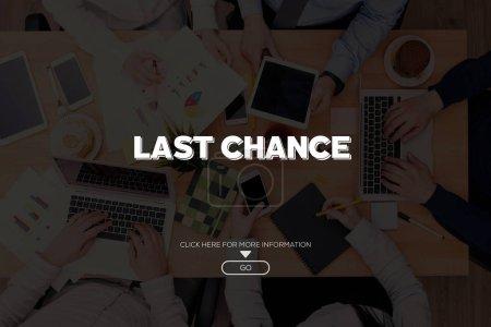 LAST CHANCE CONCEPT