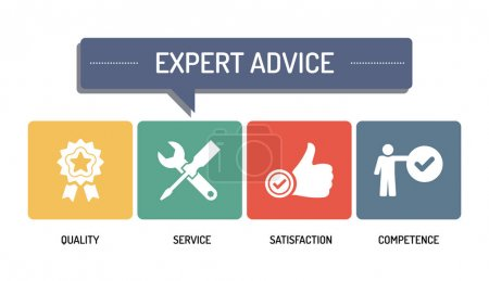 EXPERT ADVICE - ICON SET