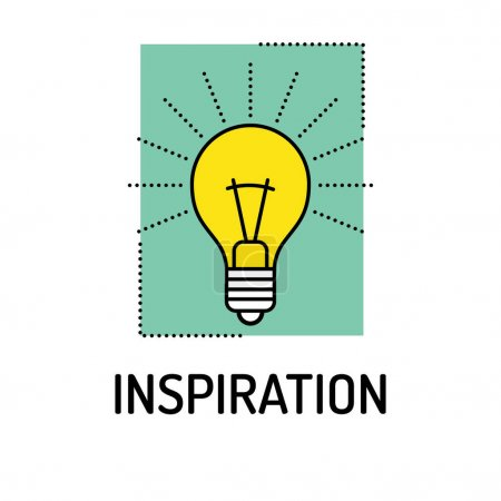 INSPIRATION Line Icon