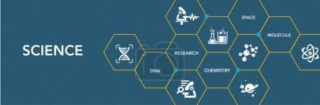 Science Icon Concept