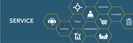 Service Icon Concept