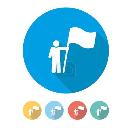 Leadership Concept,  illustration