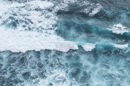blue sea water