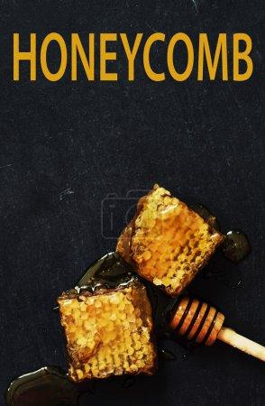 Honeycomb, top view