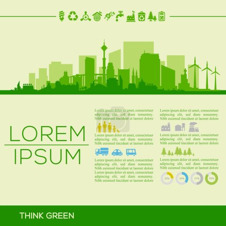 Smart city template