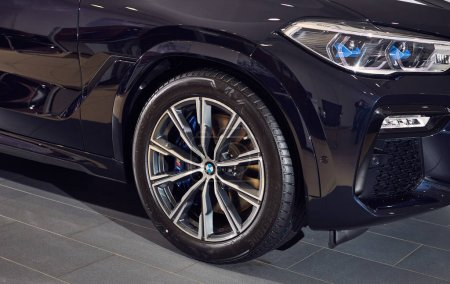 31 of January, 2020 - Vinnitsa, Ukraine. New BMW X...