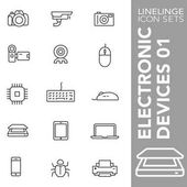 Linelinge are the finest icon sets created in a individual style for all dimensions and devices