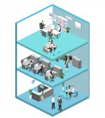 ffice floor interior offices