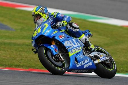 MUGELLO ITALY MAY 21 Spanish