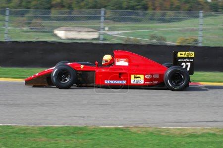 MUGELLO IT November 2007 Unknown