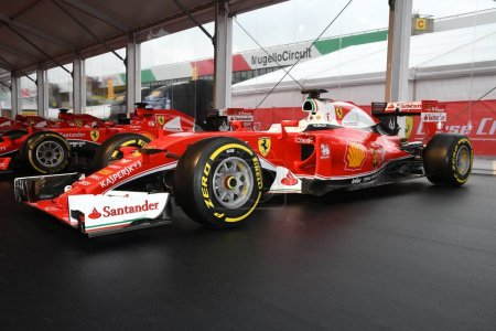 MUGELLO IT October 2017 Ferrari