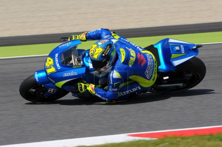 MUGELLO ITALIA MAY 29 Spanish