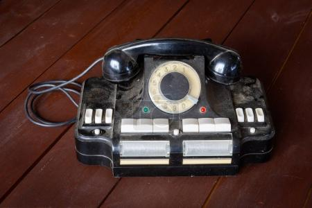 The Director's phone-to-hub CD-6