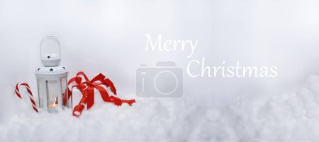 Christmas tree with presents isolated on white bac...