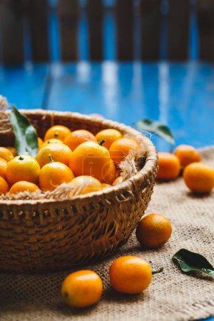 Fresh Kumquat Fruits