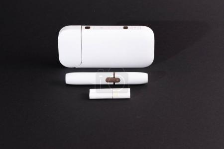 Newest electronic cigarettes, heating tobacco system IQOS