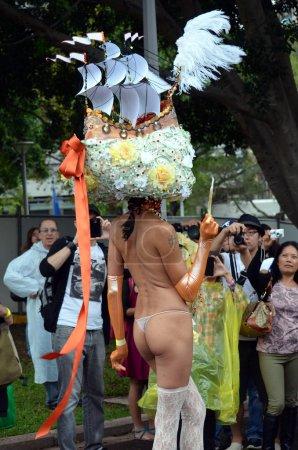 Mardi Gras LGBT Parade in Sydney