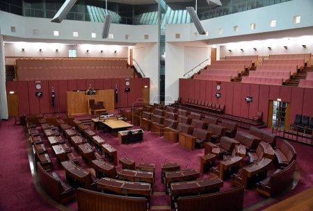Australian Senate in Parliament House